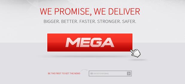 "Kim Dotcom unveils Megaupload successor - ""MEGA"""