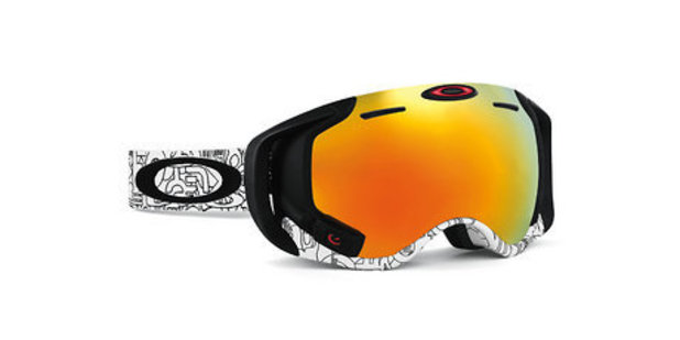 Oakley Airwave next-gen skiing goggles