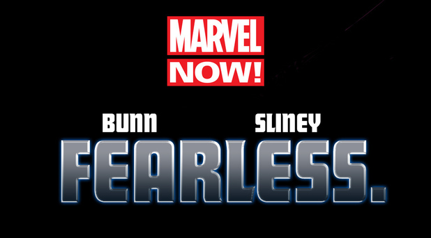 Marvel NOW! Fearless teaser