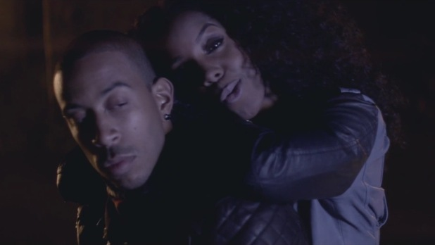 Ludacris, Kelly Rowland 'Representin' video