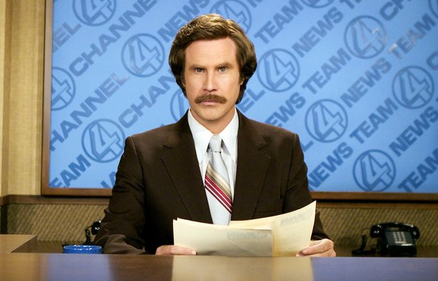 Ron Burgundy, Will Ferrell