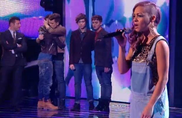 Jade Ellis X Factor