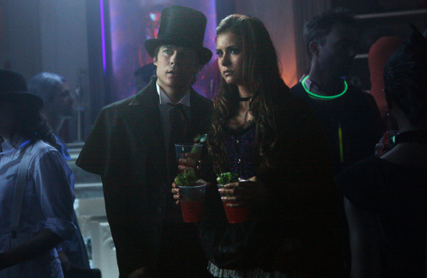 The Vampire Diaries S04E04: 'The Five'