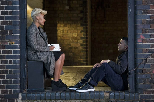 Emeli Sandé, Naughty Boy film new advert - pictures - Music News ...