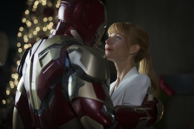 Iron Man 3 Gwyenth Paltrow