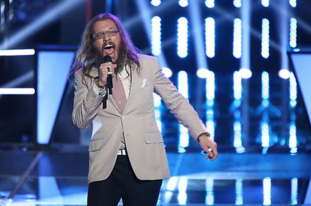 The Voice S03E16: Knockouts Part 1: Nicholas David