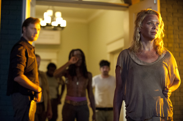 The Walking Dead S03E03: 'Walk with Me'