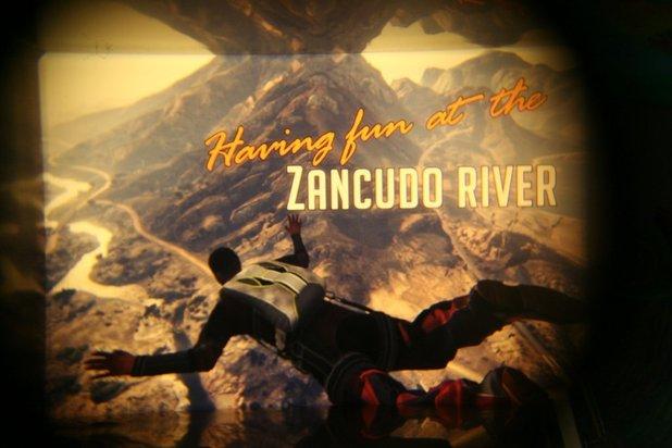 GTA 5 - leaked 'Zacundo River' image