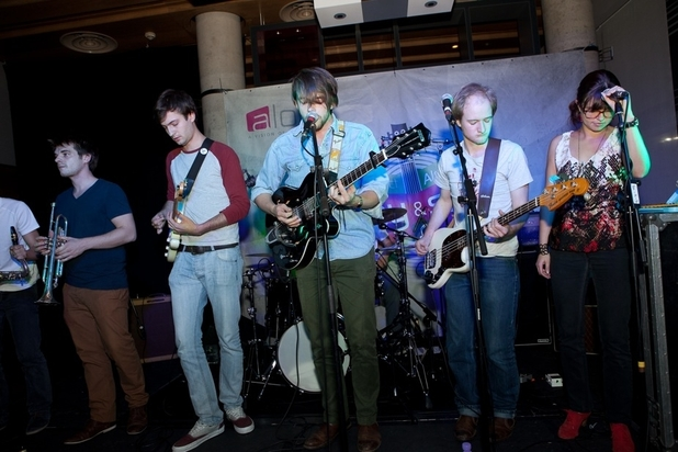 Sky Castles play at Aloft