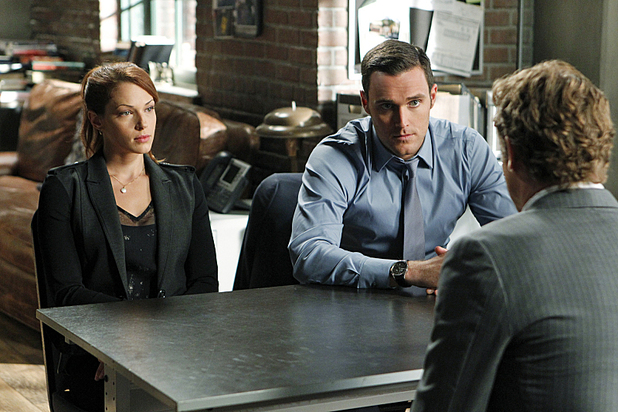 Owain Yeoman as Wayne Risby in 'The Mentalist'
