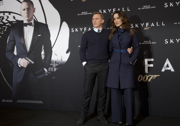 Berenice Marlohe, Skyfall, Daniel Craig