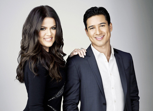 The X Factor USA: Khloe Kardashian, Mario Lopez