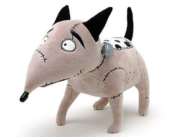 Frankenweenie Sparky toy