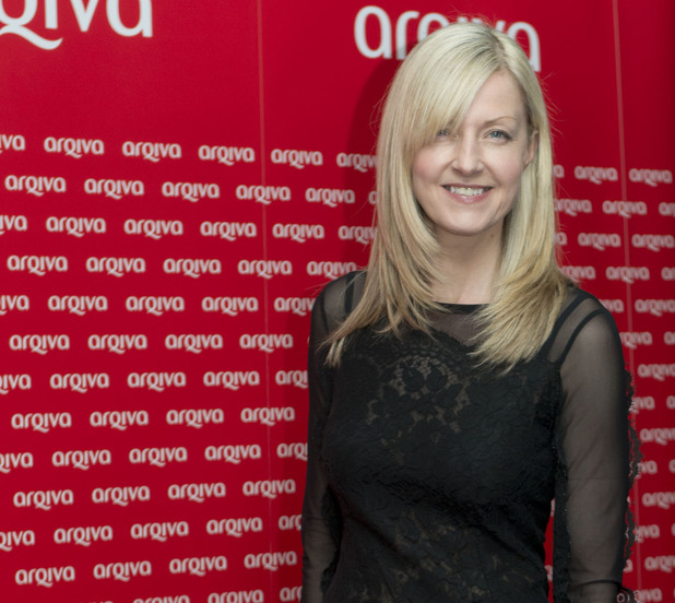 Mary Anne Hobbs at the Arqivas, July 2012