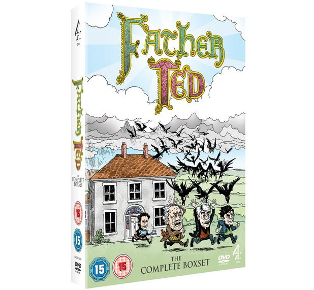 Father Ted packshot