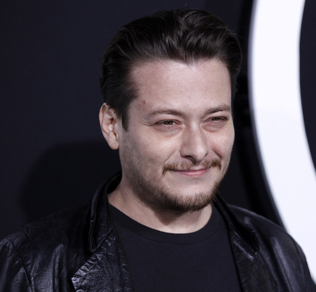 Cast member Edward Furlong arrives at the premiere &quot;The Green Hornet&quot; in Los Angeles, on Monday, Jan 10, 2011. 