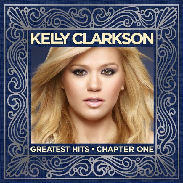 Kelly Clarkson 'Greatest Hits Volume 1' artwork