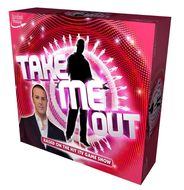 Take Me Out - The Boardgame