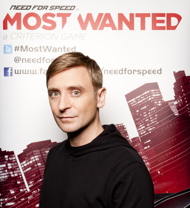 DJ Fresh in 'Need For Speed: Most Wanted' game