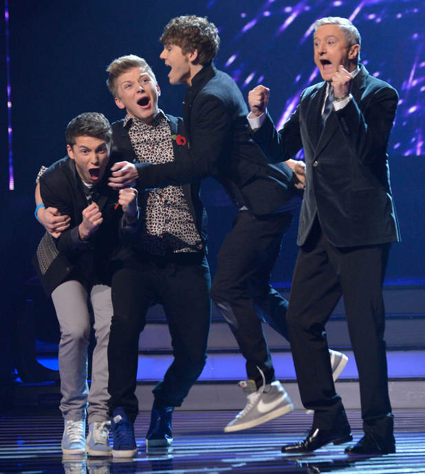 District 3 and Louis Walsh