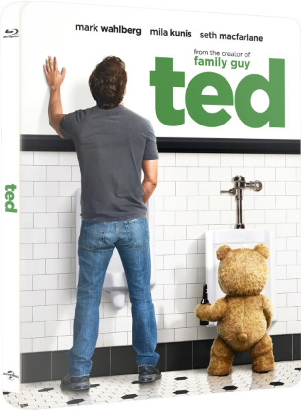 Ted limited edition steelbook