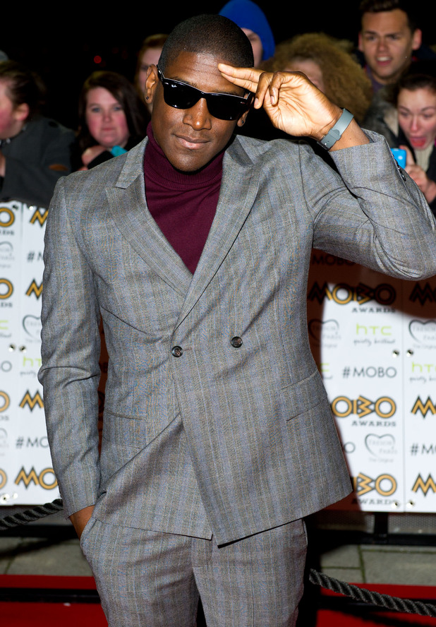 The MOBO Awards 2012: Labrinth