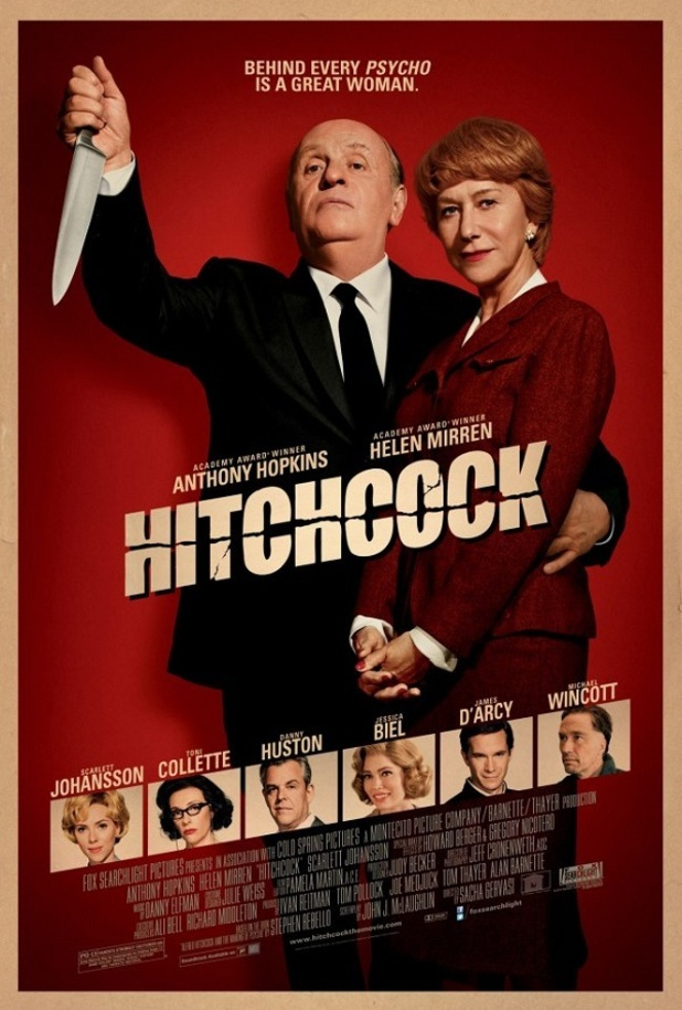 &#39;Hitchcock&#39; poster