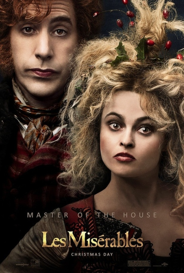 Les Miserables: Character posters