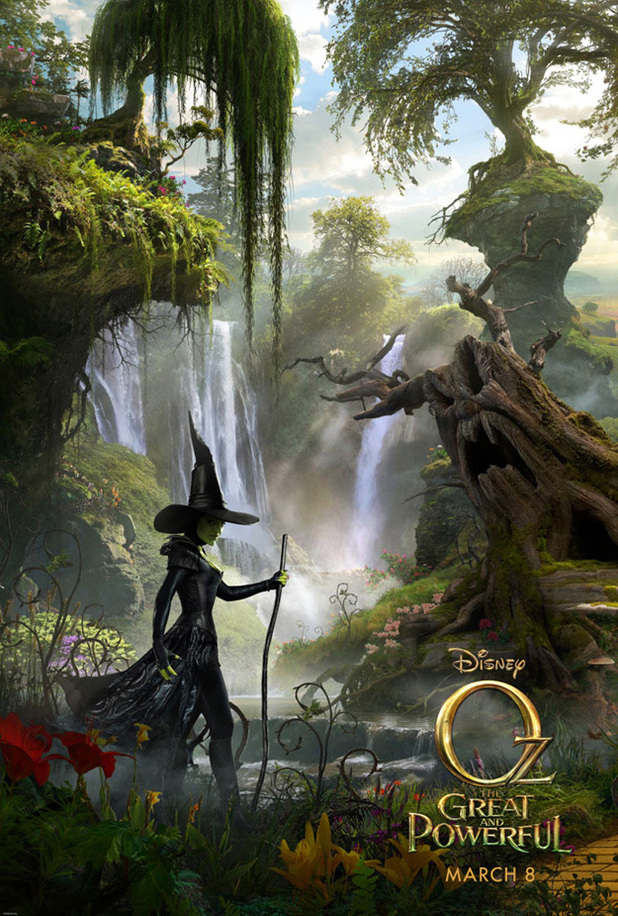 'Oz: The Great and Powerful' artwork