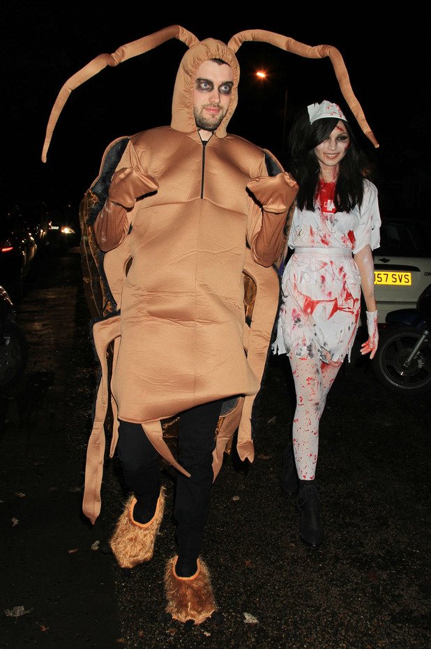 Jack Whitehall, Jonathan Ross Halloween party