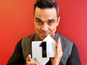 Robbie Williams set for UK chart double