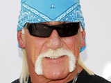 Hulk Hogan, moustache
