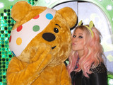 Amelia Lily joins 'Shrek: The Musical' for Children in Need.