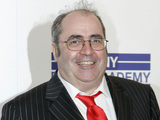 British radio host Danny Baker arrives at the Sony Radio Academy Awards in London, Monday May, 11, 2009.