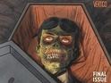 Dan Abnett's horror series will draw to a close with this week's issue #8.