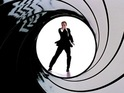 Daniel Craig, James Bond, gunbarrel