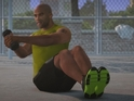 Nike+ Kinect Training is let down by occasional Kinect issues.