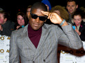 The brother of Simon Cowell's act Labrinth, MckNasty, is put through to round two.