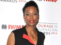 Aisha Tyler is playing intense boss at Mitchell's new law firm.