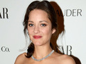 French actress nearly missed premiere of new movie Rust and Bone.