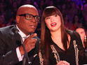 Khloe Kardashian, Mario Lopez host proceedings as Top 16 sing live for first time.