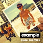 Example: 'Close Enemies' artwork