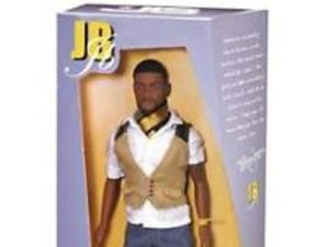 JLS JB doll