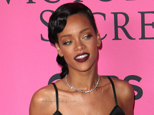 Rihanna on the Pink Carpet at the Victoria's Secret Fashion Show New York City, USA