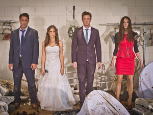 Hollyoaks, explosion aftermath, Thu 15 Nov 2012