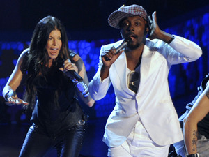 Black Eyed Peas, perform at the Teen Choice Awards on Sunday Aug. 9, 2009