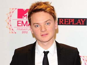 MTV Europe Music Awards: Conor Maynard