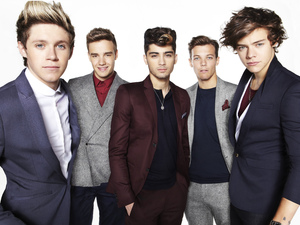 One Direction Cosmopolitan