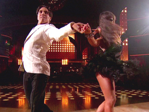 Dancing With The Stars S15E13: Apolo Anton Ohno and Karina Smirnoff