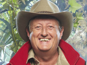 I'm A Celebrity, Get Me Out Of Here 2012: Eric Bristow